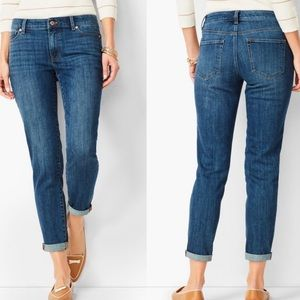 ❗️Price firm! Talbots Girlfriend Jeans 2 Petite